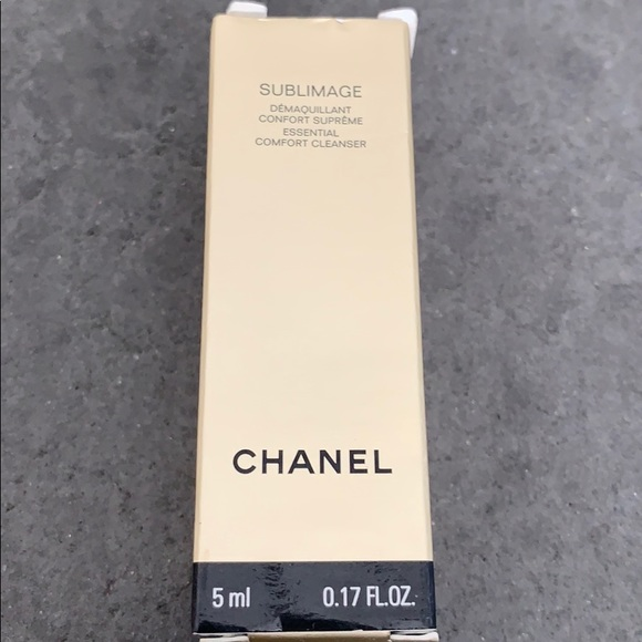 CHANEL Other - Chanel cleanser sample